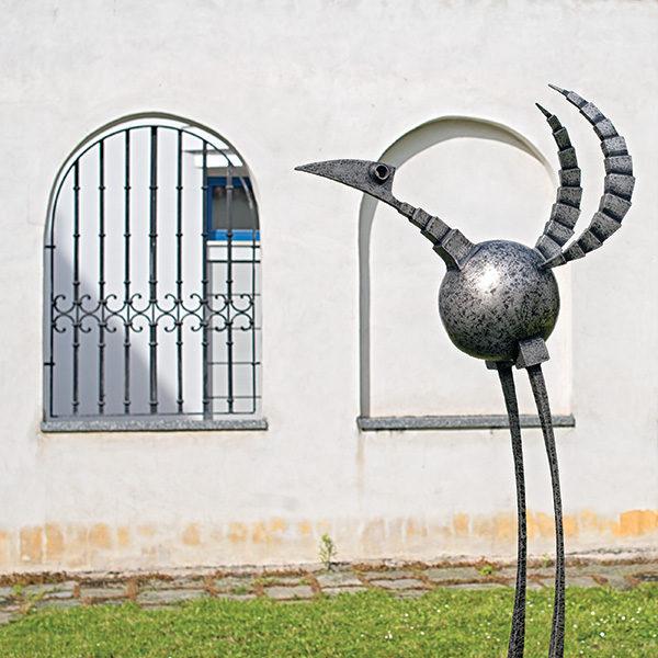 Ondřej Svoboda | Ptačí socha