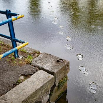 Zdeněk Ruffer | Stopy na vodě